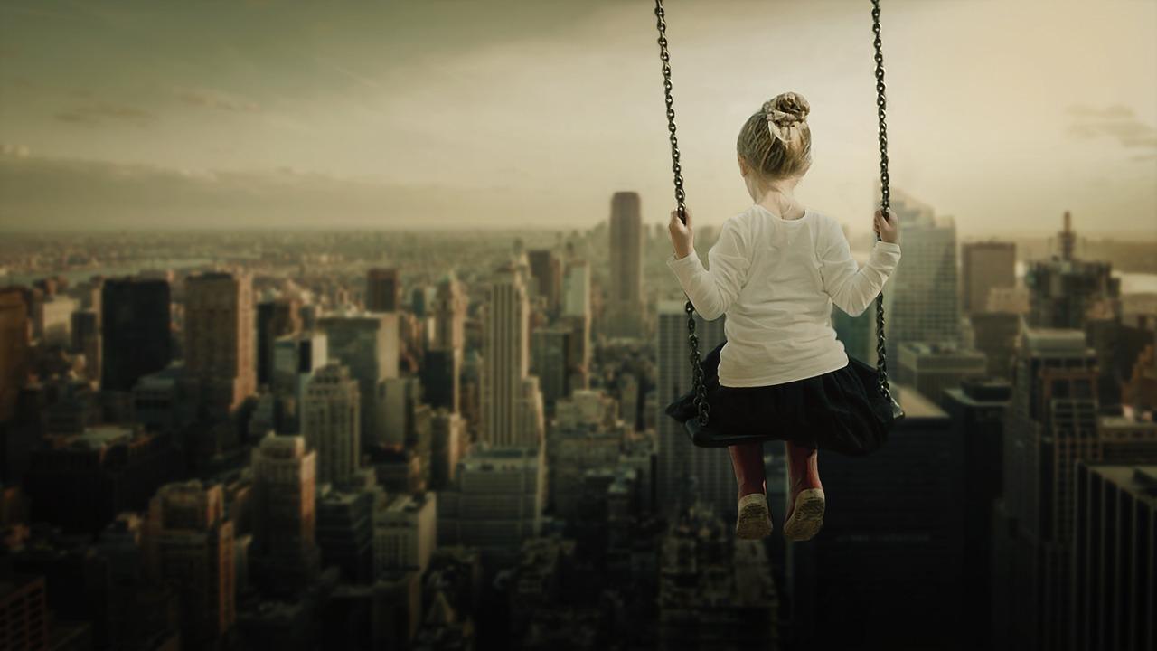 Autoconcepto de niños felices