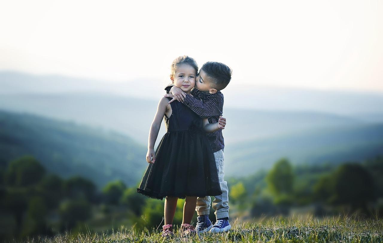 La magia de un abrazo