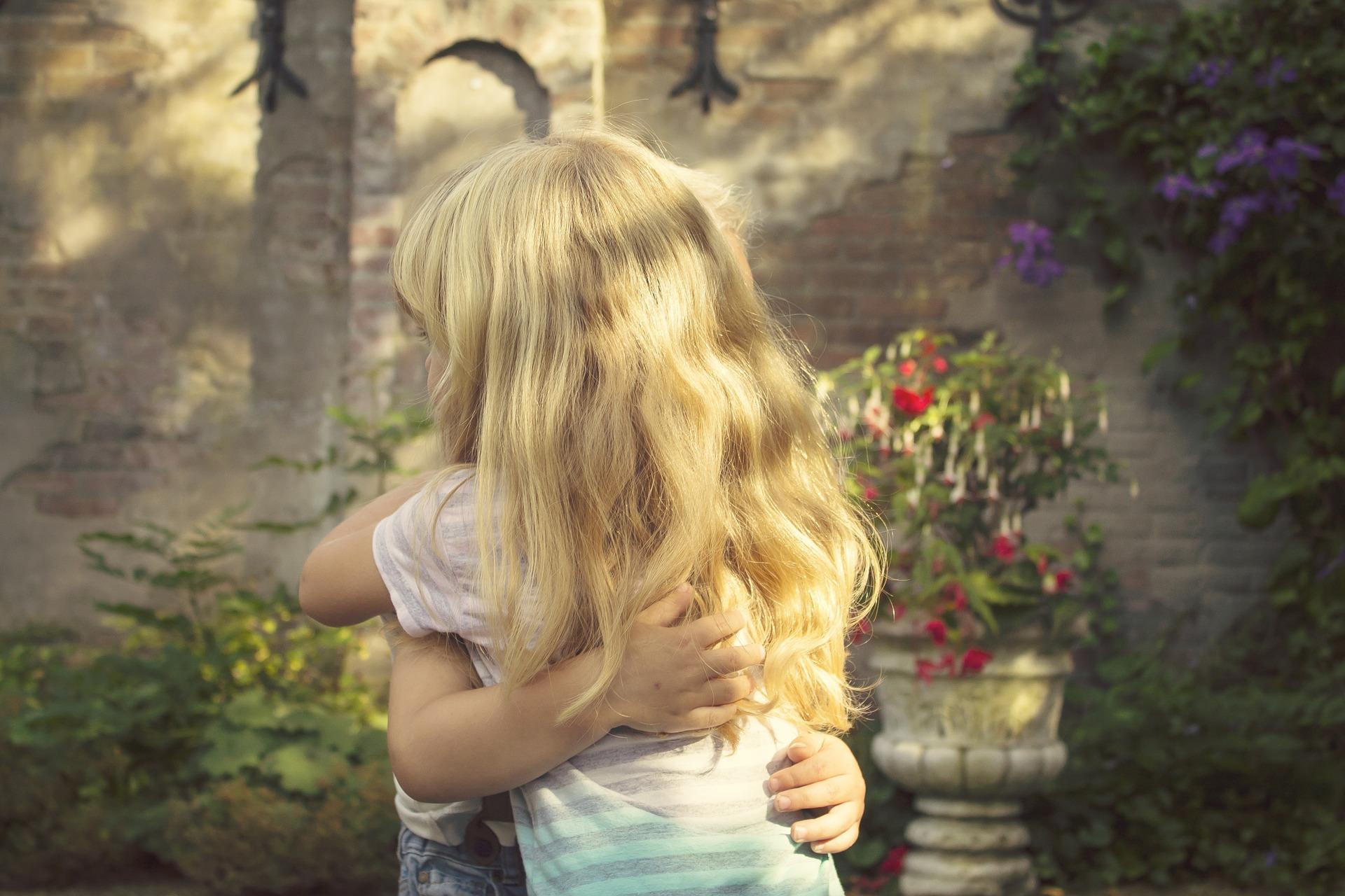 Necesito un abrazo…