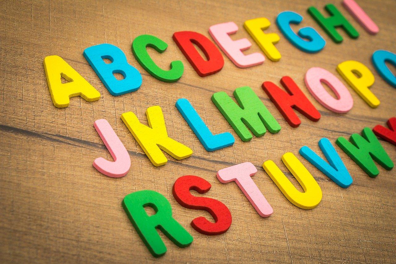 Inglés para niños felices…