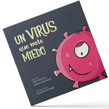 Cuento ¨Un virus que mete miedo¨